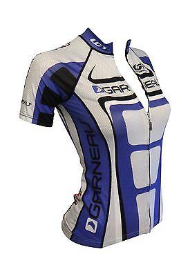 new Louis Garneau Fondo Carbon Resistex women's cycling jersey full zipper