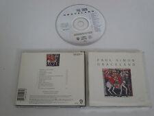 PAUL SIMON/GRACELAND(WARNER BROS. 7599-25447-2) CD ALBUM