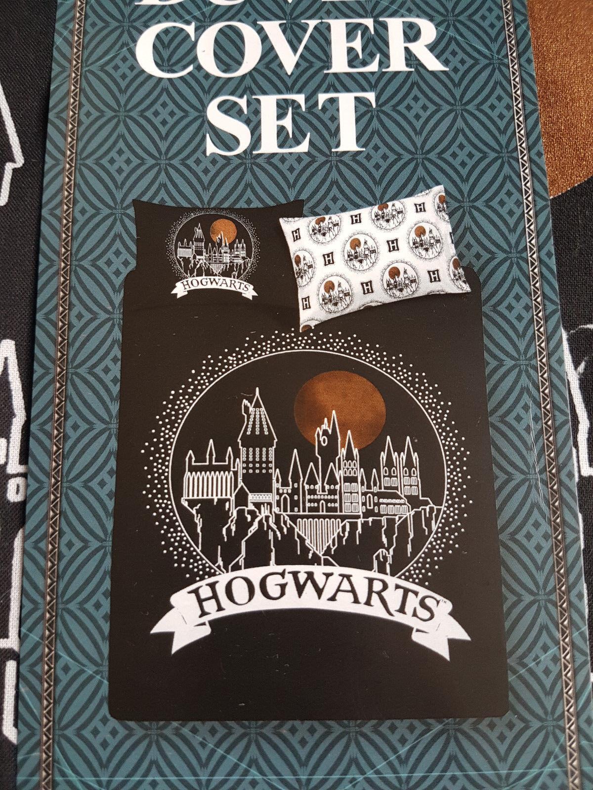 Nuevo con Etiqueta Primark Harry Potter Funda Hogwarts Juego Funda Potter Edredón - 52172f
