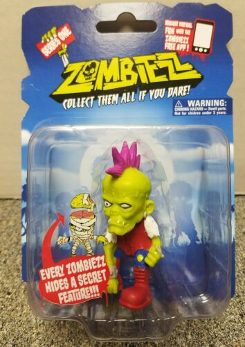 "Zombiezz #161 Zombie Rotten 2.5/"" Action Figure Global Holdings 2013 EnterToyMent"