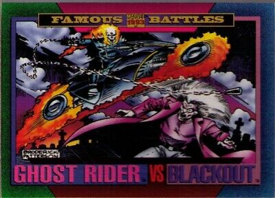 Ghost Rider Vs Blackout