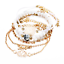 Fashion-Women-Jewelry-Set-Rope-Natural-Stone-Crystal-Chain-Alloy-Bracelets-Gift thumbnail 81