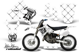 Dirt-Bike-Graphic-Kit-Decal-Sticker-Wrap-For-Yamaha-YZ125-YZ250-93-95-RELOAD-K-W