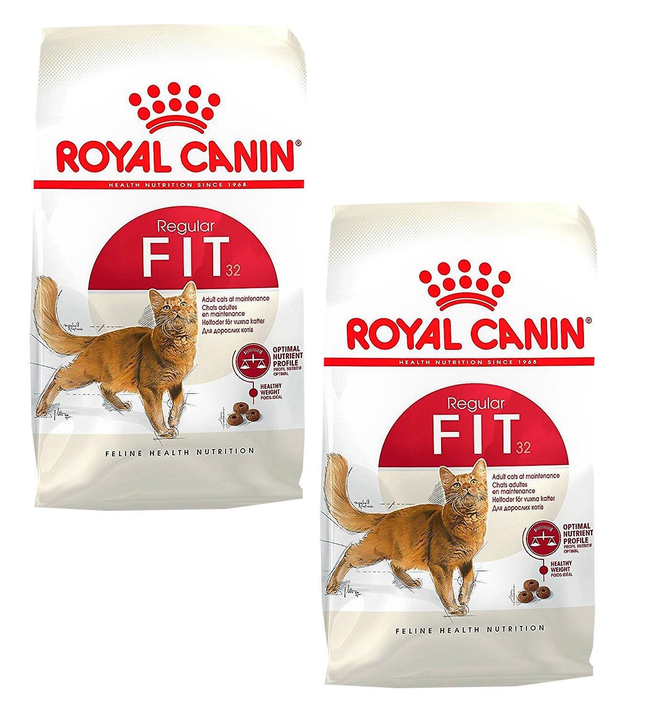 Royal Canin FIT 32 - Katzenfutter - 20 kg (2 x 10 kg) - Sparpack