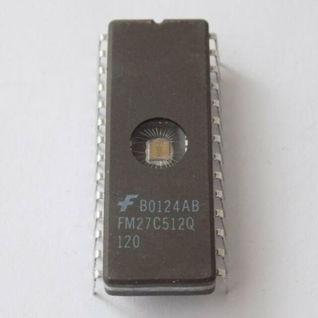 NM27C512Q-150