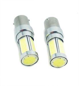 Reverse-Light-Bulb-COB-LED-BA15S-1156-382-For-Renault-Trafic-MK2-Van-01-On