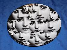 Fornasetti Variazioni #465 Tema E Multiple Portraits Woman's Face Barney's NY