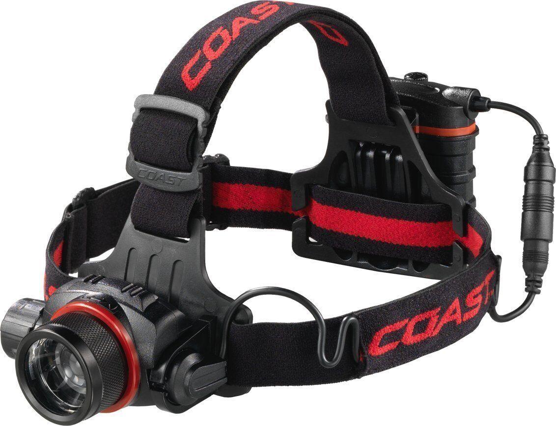 Coast HL8 Focusing 390 Luuomini LED Headlamp