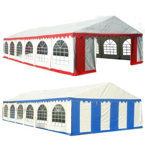 XXL 6x12 m PVC Bierzelt Zelt Pavillon Partyzelt Festzelt Vereinszelt Gartenzelt   Helle Farben    Der neueste Stil    Hat einen langen Ruf