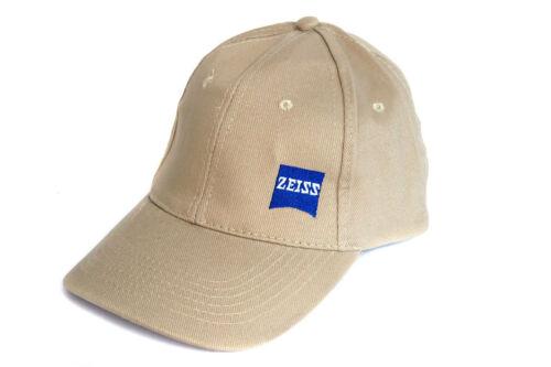 NEU * Fotofachhändler * ZEISS Cap Hut Kappe ´Victory SF` Farbe beige