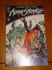 ADAM STRANGE BOOK 3 RICHARD BRUNING DC GN