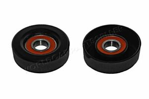 Drive Belt Idler Pulley Fits Motorcraft YS253 Ford Lincoln Mercury 1998-2014