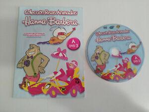 Hanna-Barbera-Penelope-Glamour-Formica-Atomica-Maguila-Gorilla-DVD-Su-Cartone