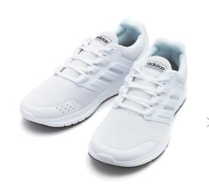 Adidas Galaxy 4 f36161 caballeros Men zapatillas de deporte cortos calzado deportivo blancoo nuevo Top