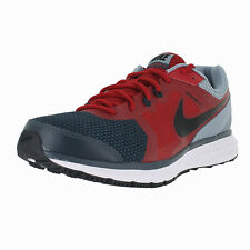Nike Zoom Winflo 684488-016 Classic Charcoal Red Grey Mens US size 10, UK 9