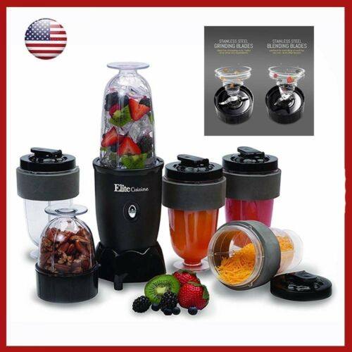 Fresh Nutri Mixer Blender Bullet Pro Food Extractor magic juicer Nutri Fitness
