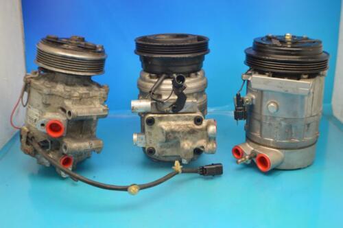 AC Compressor For Cherokee Wrangler Cj7 Alliance Encore /& Amc Eagle Used 57580