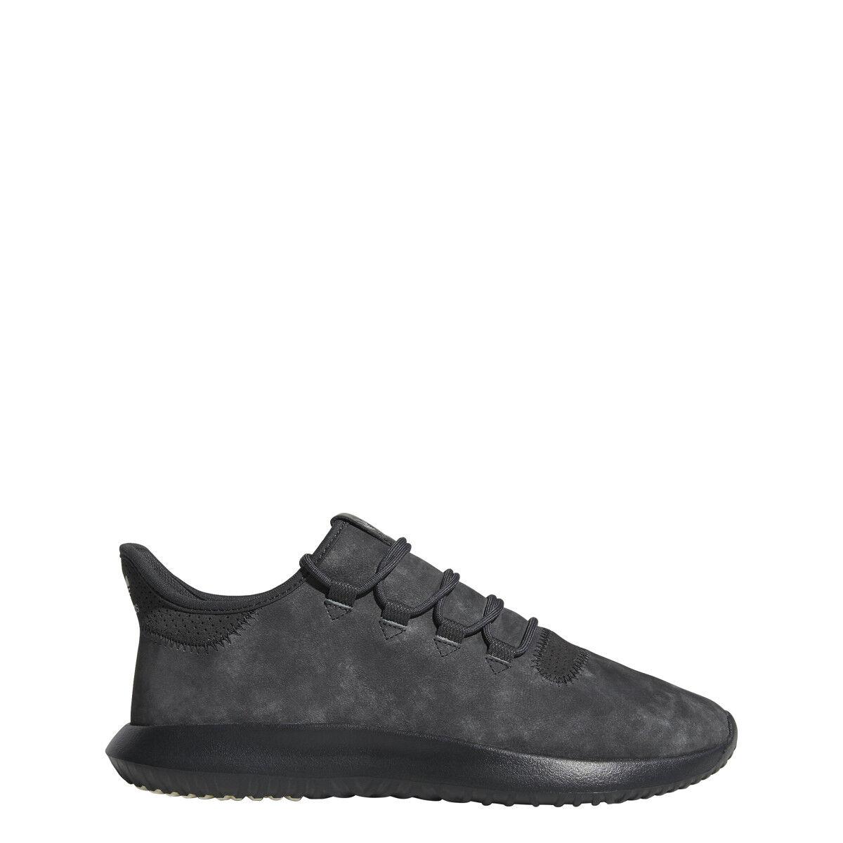 Adidas Mens TUBULAR SHADOW Carbon Carbon Weiß - B37595
