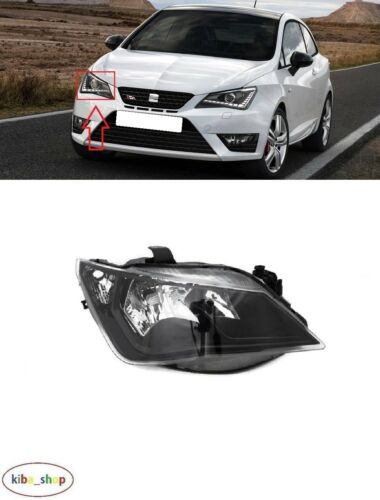 Seat Ibiza Cupra 6J 2012-2017 NEUF front Projecteur Droit O//S LHD avec moteur