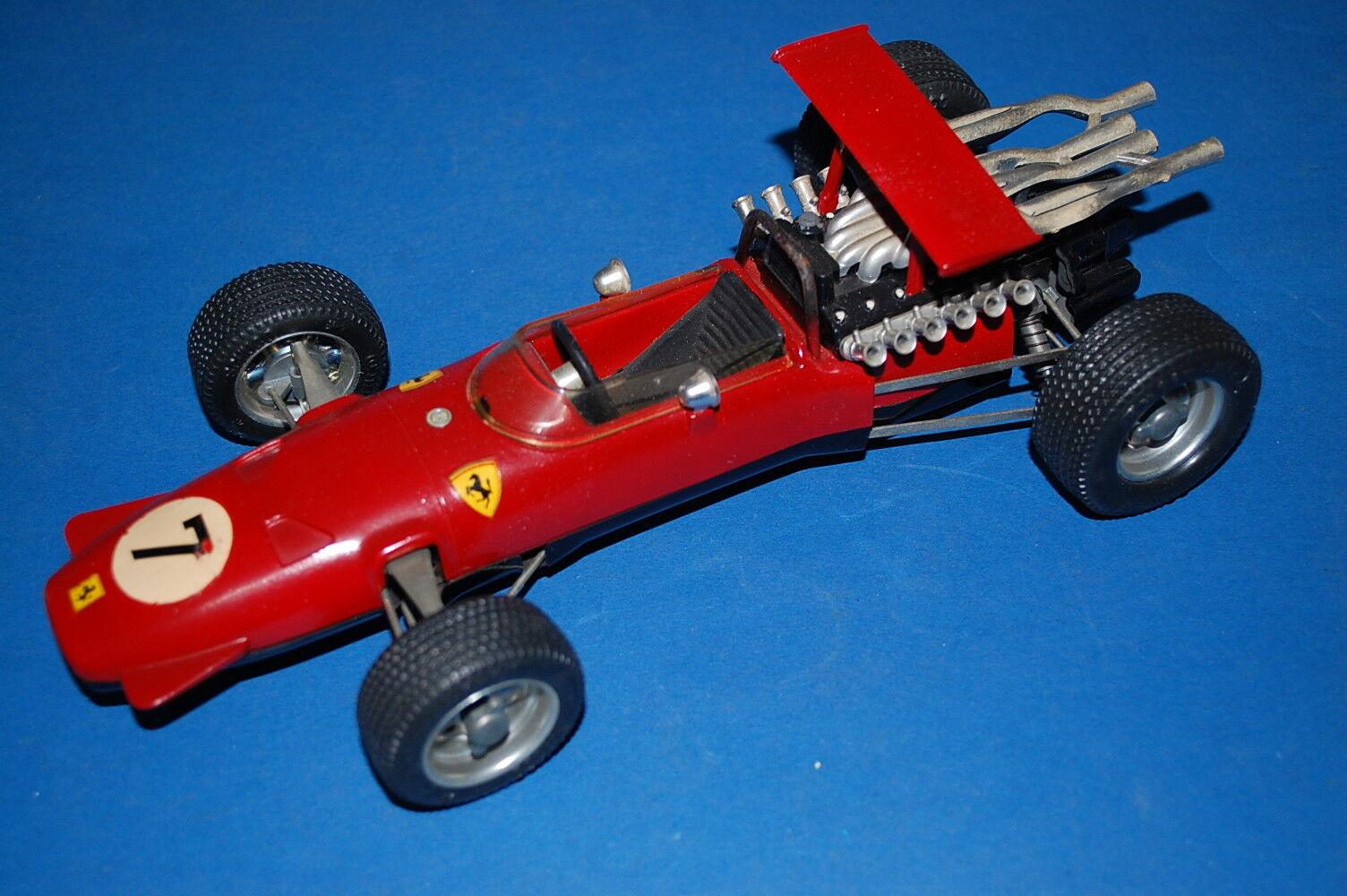 Shuco 1073 - Ferrari 320 P3 Formel 2 scala 1 16