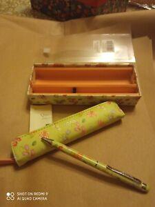 Meraviglioso astuccio con penna dellabThun nuovo
