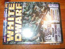 ¤¤ White Dwarf n°181 Seigneurs des Anneaux Garde Imperiale Eavy Metal Master..