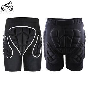 Anca-Protezione-Pantaloncini-Sci-Pattinaggio-Snowboard-impatto-Imbottito-Shorts