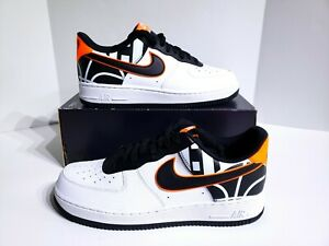 factory authentic 8af19 362ad Image is loading Nike-Air-Force-1-Low-07-LV8-NBA-