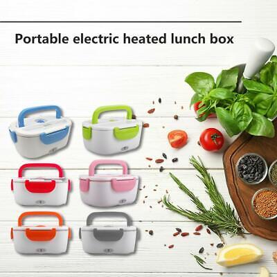 230V Tragbar Elektrische Lunch Box Brotdose Heizung Essenwärmer Isolierbehälter