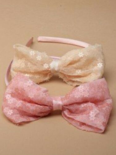Bow Detail Alice Bands Fashion Girls Ladies Summer Boho Wedding Party Gift