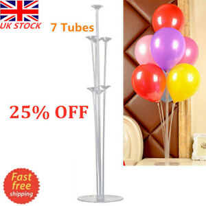 Balloons-Column-Stand-70cm-Balloon-Support-with-7-Tubes-Party-Decor-Supplies-UK