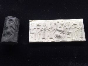 Old-Babylonian-Cylinder-Seal-Replica