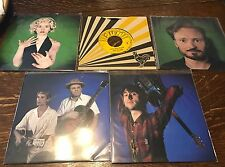 Third Man Records Single Lot Of 5 Conan O'Brien Jerry Lee Lewis Jack White Sun