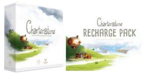 Bundle Charterstone Recharge Pack, jeu de société, nouveau de Ghenos, italien