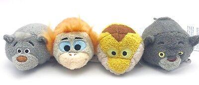 Disney Store Kaa Jungle Book Tsum Tsum Plush Mini New