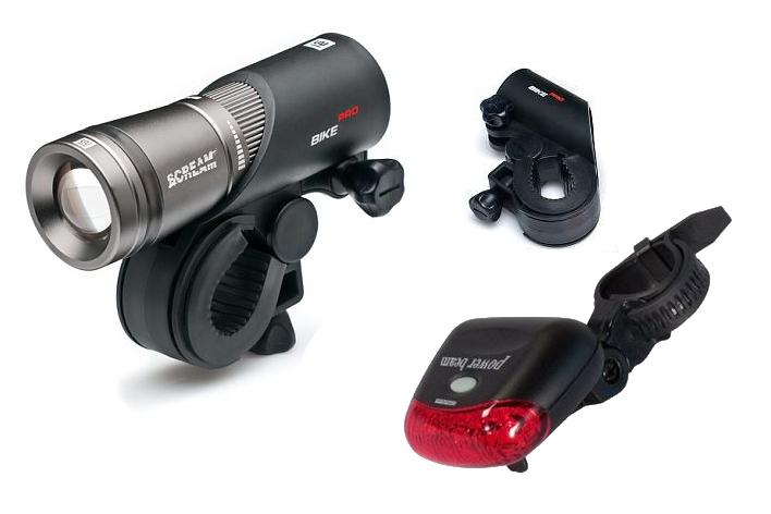 MACTRONIC Scream Zusatzeuchte Licht SET SET SET Multifunktions Taschen Lampe BPM170L Set 6ef9c9