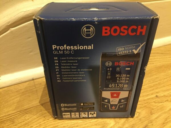Bosch professional glm c bluetooth laser measure ebay
