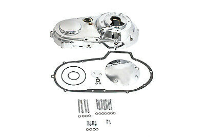 Chrome Outer Primary Cover Kit,for Harley Davidson,by V-Twin