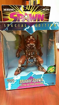 McFarlane Toys Special Edition Mutant Spawn Ultra-Action Figure