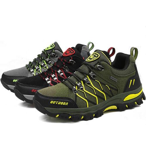 Herren Wanderschuhe Outdoor Trekking Schuhe Sportschuhe Freizeitschuhe Gr.39-47