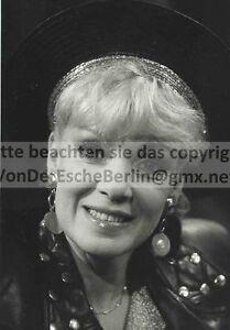 STARLETS-Portrait-Anita-KUPSCH-Schauspielerin-VINTAGE-OriginalFOTO-Ingo-BARTH