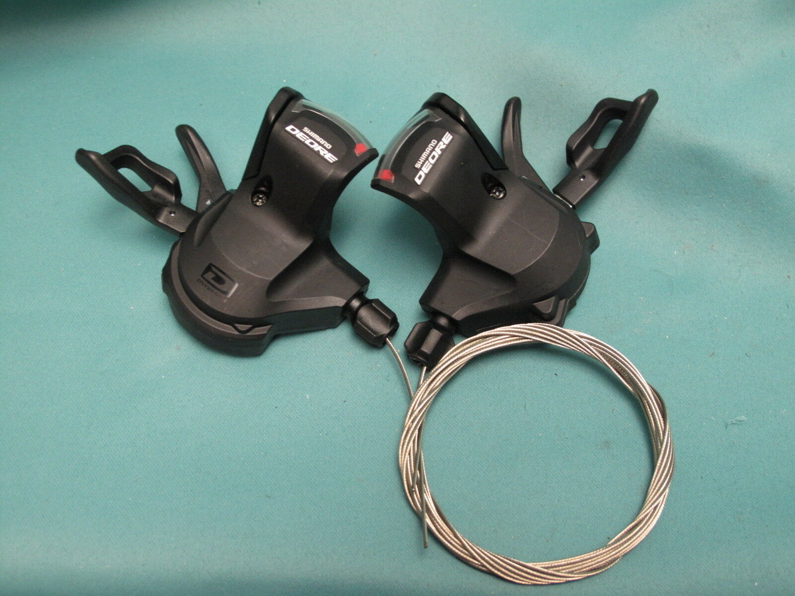 Shimano Deore SL-M610 2 3 x 10 Speed Shifters Set with Cables New