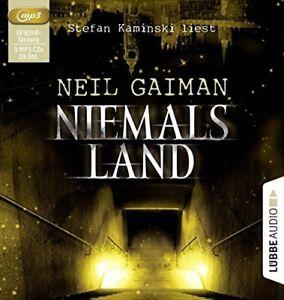 NEIL-GAIMAN-NIEMALSLAND-2-MP3-CD-NEW