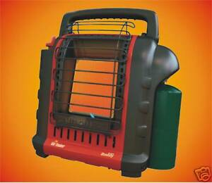 Mr Heater 9,000 BTU Buddy Portable Propane Heater F232000 New