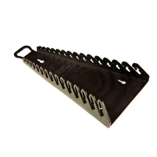 Ernst 5189-15 Tool Reverse GRIPPER  Wrench Organizer Black