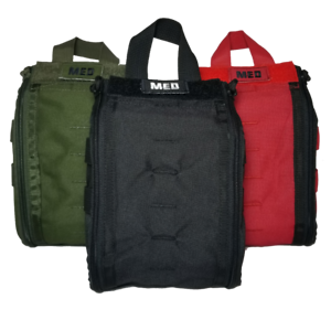 ELITE FIRST AID Patrol Trauma Kit (LvL 1) STOCKED Tactical First Responder EMS
