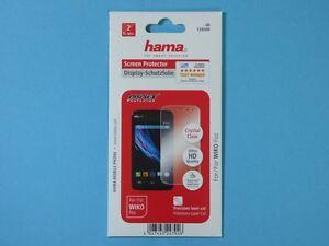 2-Stueck-Hama-Displayschutzfolie-fuer-WIKO-Fizz-00124500