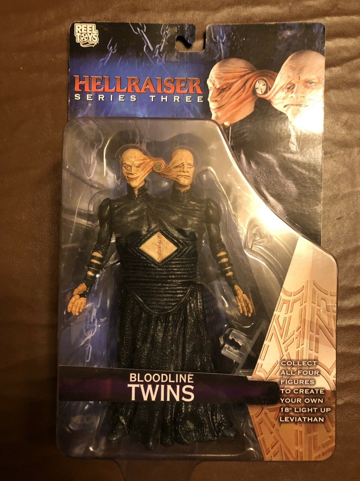 NECA Hellraiser Series 3 Bloodline Twins  AFHRS3 15