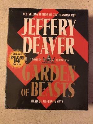 In the garden of beasts book
