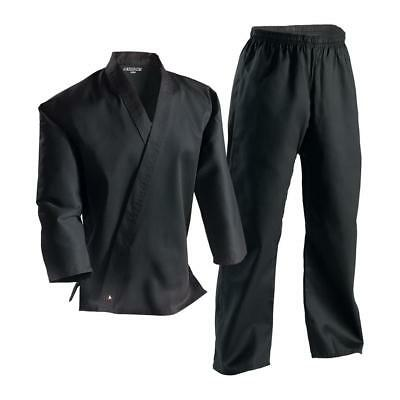 Century Complete Middleweight Drawstring  Waist Poly-Cotton Uniform Karate Marti